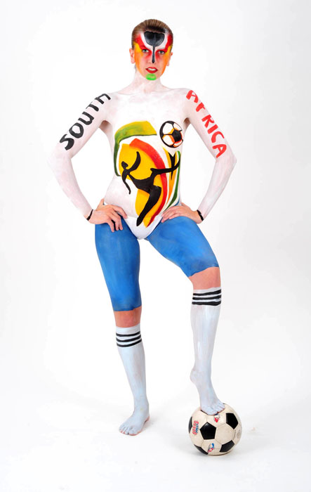 body_painting_world_cup_2010