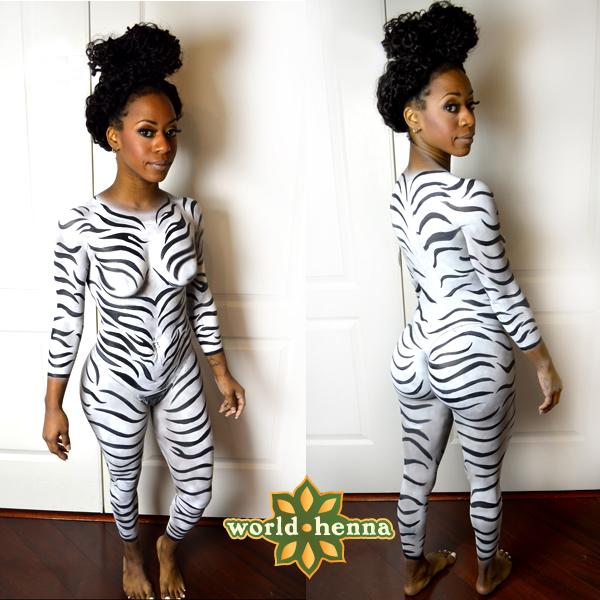 zebra_bodypainting