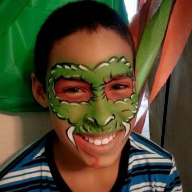 snake_face_painting
