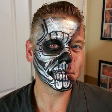 terminator_scary_face_painting