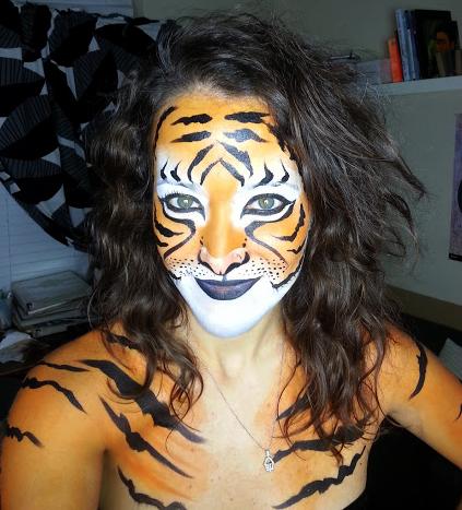 tiger_face_paiting