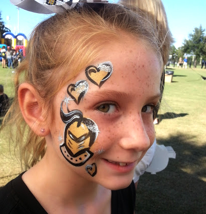 ucf_face_painting