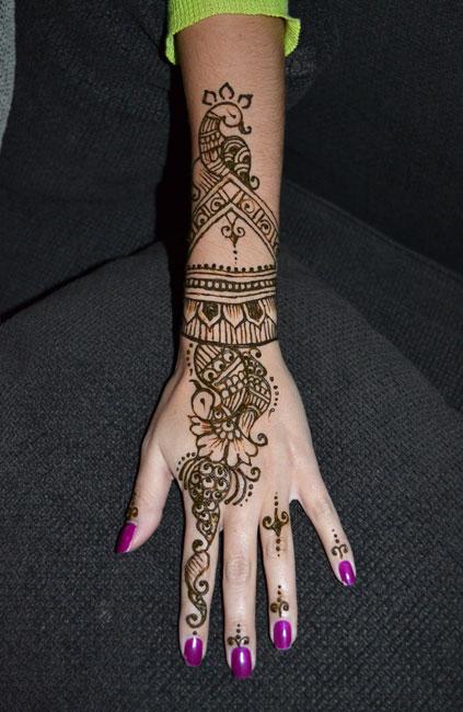 henna_peacok