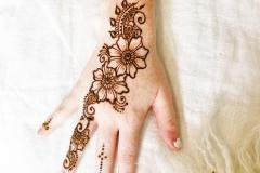 flowers_henna