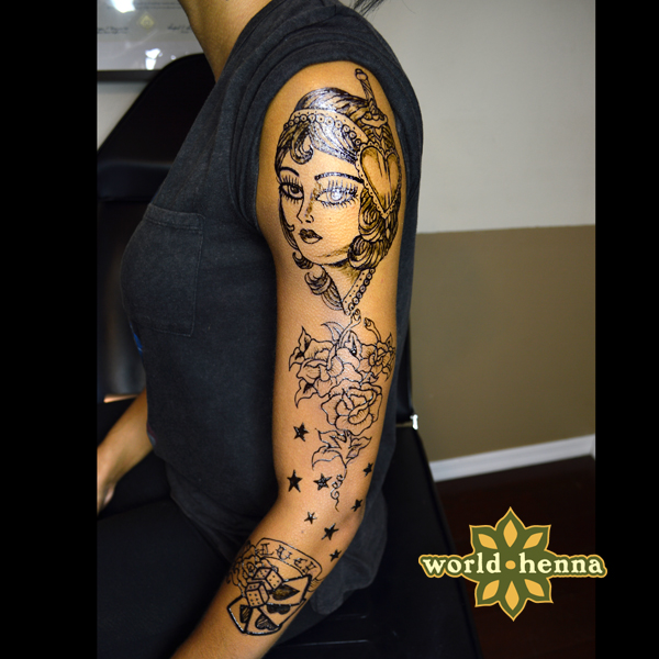 Best henna studio in orlando fl world henna for Tattoo shops in orlando fl