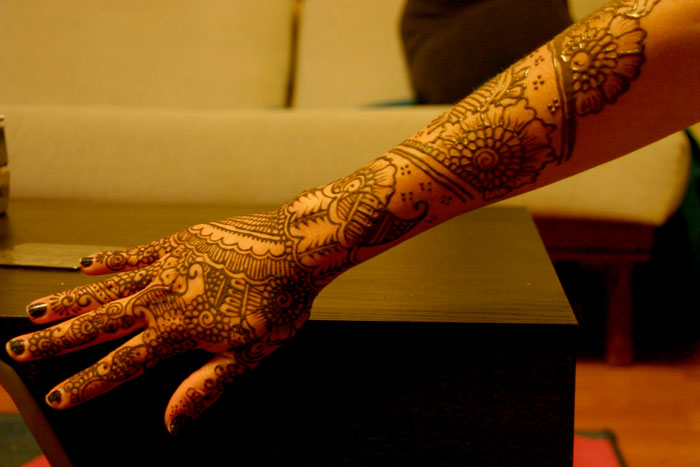 henna tattoo mehndi