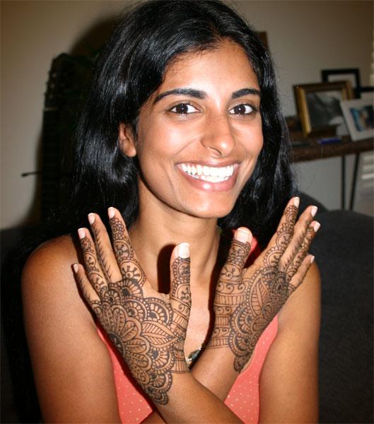 Bruda-henna-design