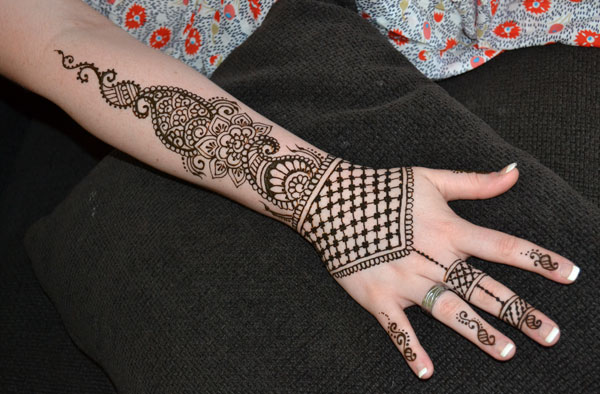 Henna Tattoo How Long Does It Last : Best henna tattoo images designs