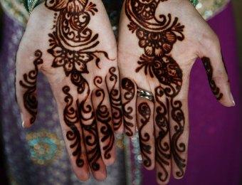 Bridal Henna Mehndi Destination Wedding