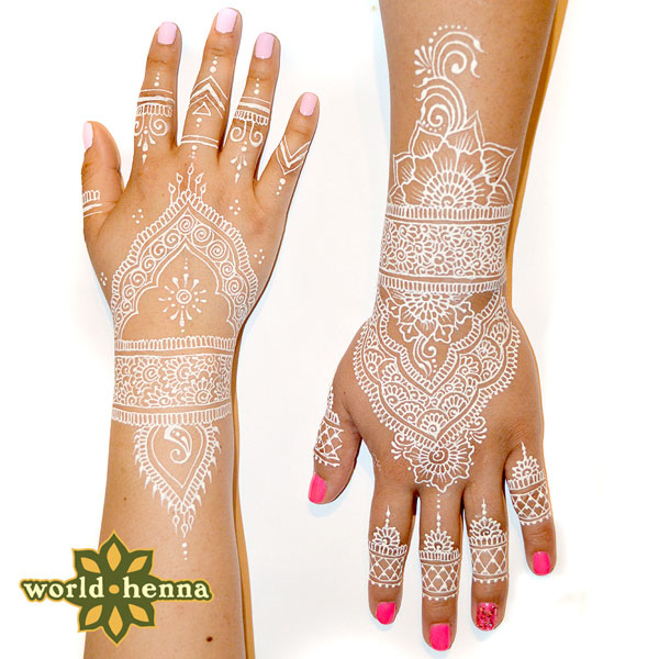 Bridal Henna Tattoo In Orlando Bridal Mehndi Henna World Henna