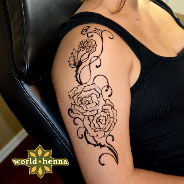 Henna Tattoo Pictures in Orlando   Gallery « World Henna