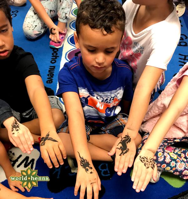 Temporary and Fake Tattoos in Orlando   Temporary Tattoos « World Henna