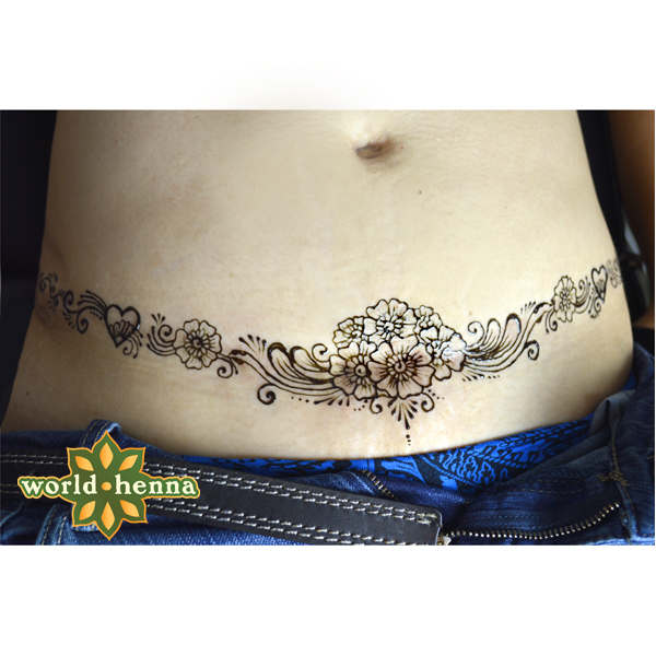 Henna Tattoo Pictures in Orlando | Gallery « World Henna